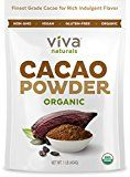 #10: Viva Naturals  The BEST Tasting Certified Organic Cacao Powder 1 LB