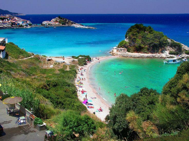 Kokkari,Samos,Greece