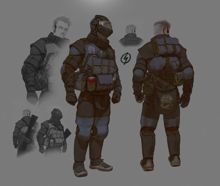 ArtStation - Murenas shadow tactical suit, GRAVITY SHOCK