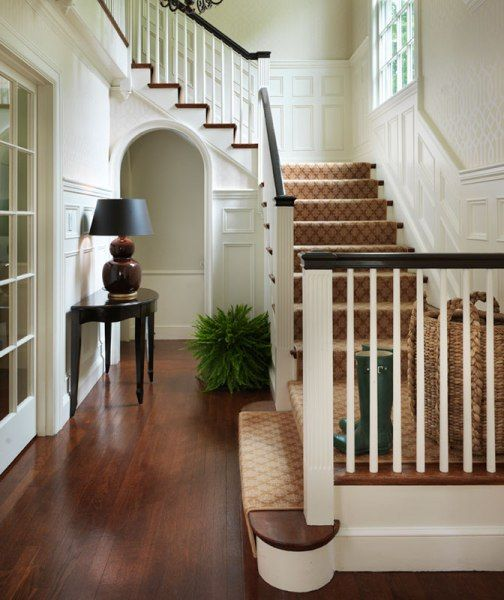 Bungalow Foyer Design : Best staircases and entryways images on pinterest