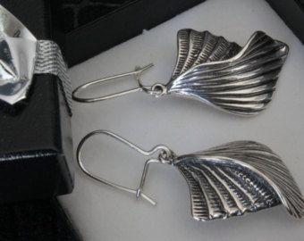 Wedding brincos artesanais Sterling Silver Earrings Brincos nupcial da dama de honra queda brincos casamento