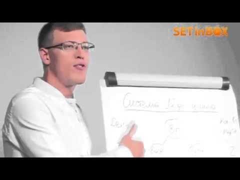 Бизнес a2a Network Система 12 дневного цикла SETinBOX