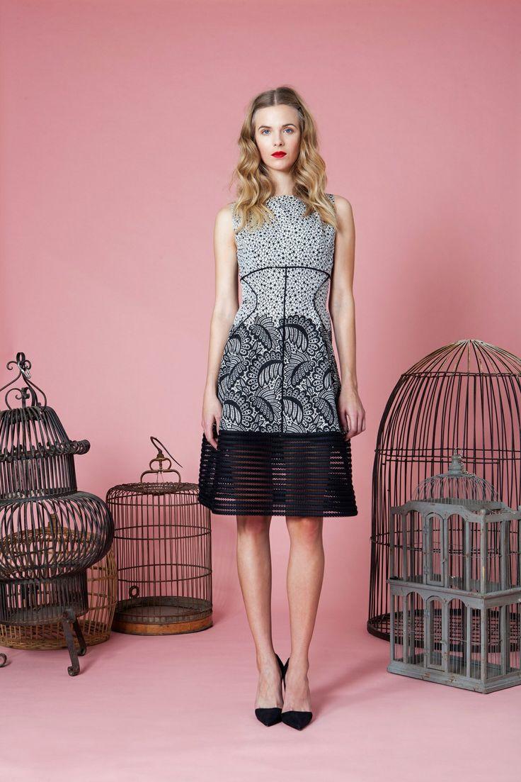 Mejores 71 imágenes de Lela Rose en Pinterest | Alta costura, Lela ...