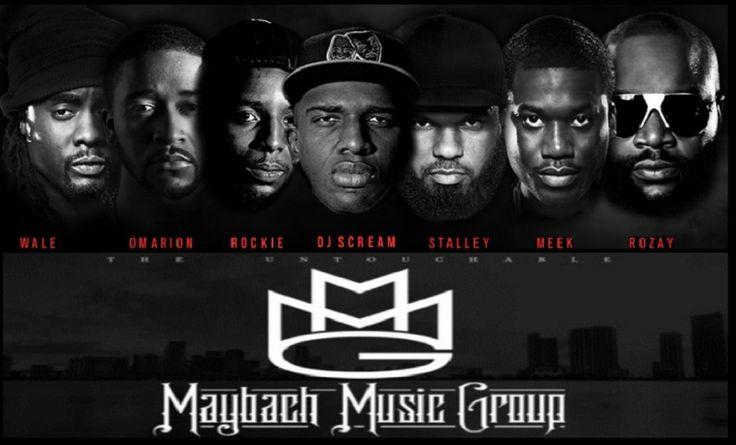 Maybach Music Group Us Style Pinterest Maybach
