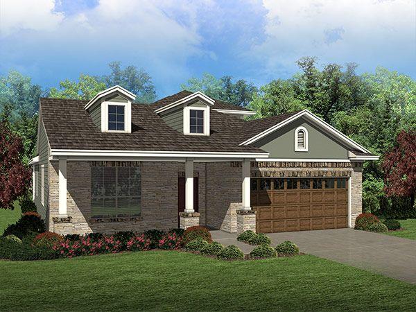 AU BV A0268 Adams II - C - Model - in Blanco Vista - Home Details - Homes By Avi - New Home Builder in Austin - New Homes Austin