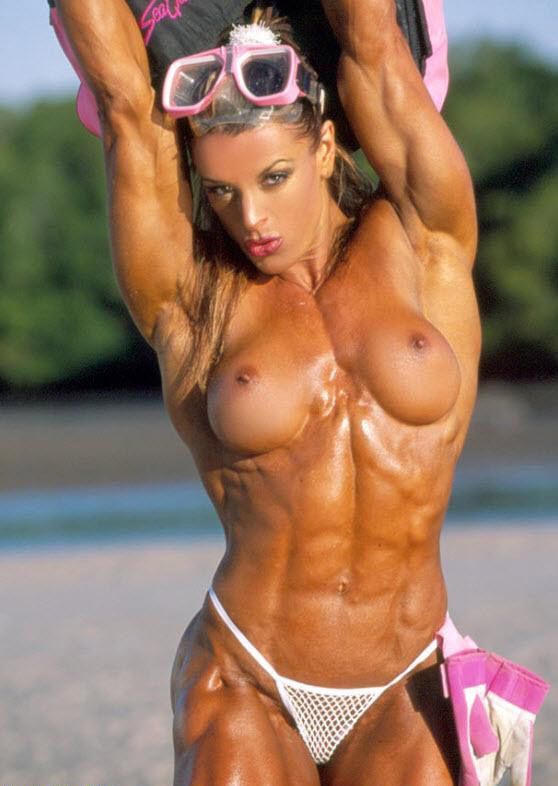 Female athlete clit