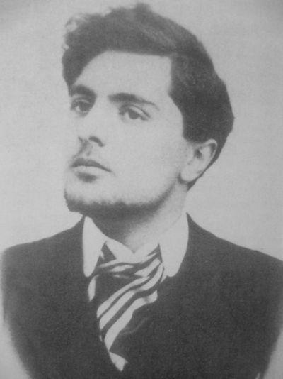 Amedeo Modigliani -italský Žid 1884-1920.V Paříži jeho akty na samostatné výstavě  vyvolaly skandál, že musela být výstava zavřena.
