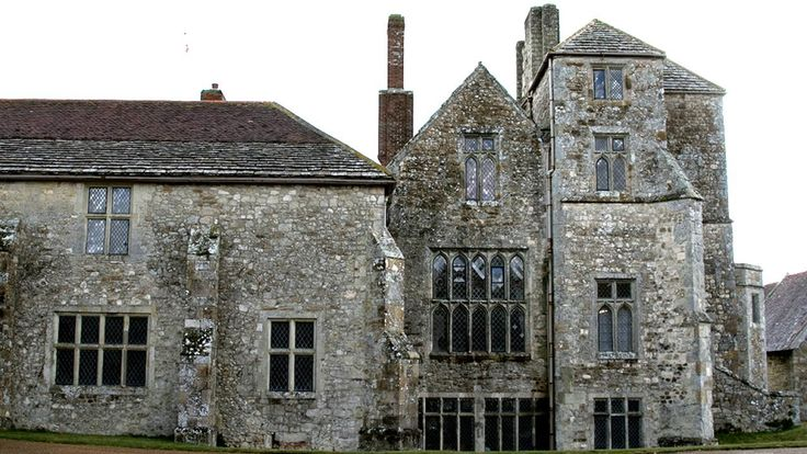 About 3 miles off the southern coast of England is the Isle of Wight, which is home to the imposing Carisbrooke Castle. The landmark is where King Charles I was imprisoned by the English parliament in 1647
