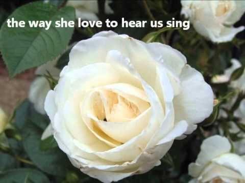 """""""For Mama"""" w/ lyrics by Matt Monro"""