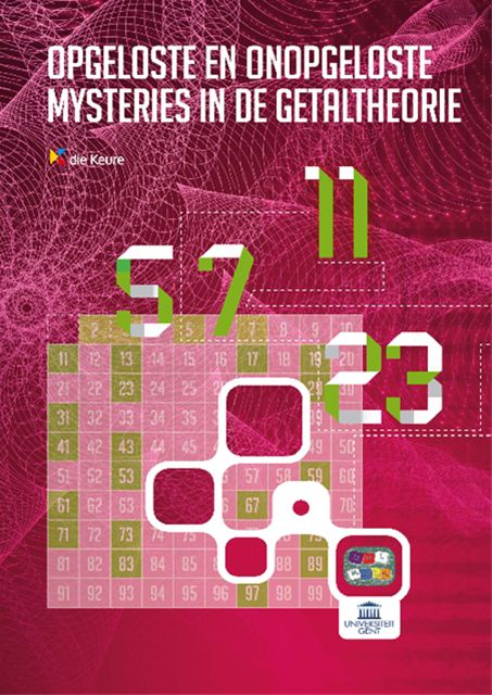 Unimath - Opgeloste en onopgeloste mysteries in de getaltheorie - een boek dat ik graag zou aanschaffen, toegevoegd om op mijn verlanglijstje te zetten. Misschien vind ik er wel iets in voor tijdens de les.