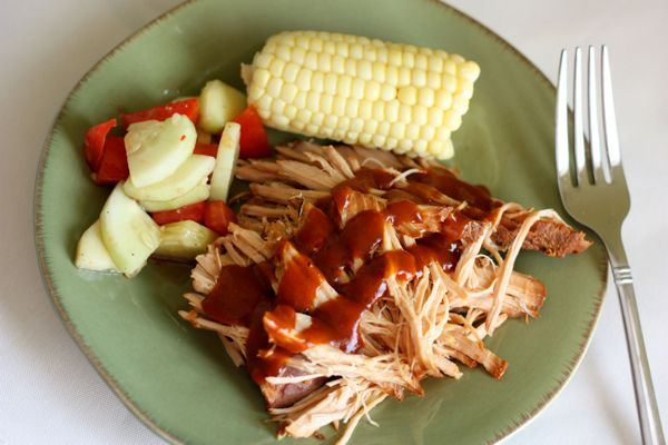 Slow Cooker Root Beer Pulled Pork for #BeatTheHeat #SundaySupper - Cupcakes & Kale Chips — Cupcakes & Kale Chips