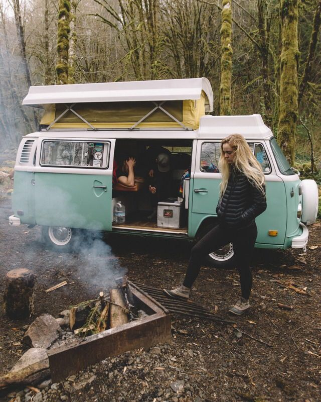 Let's go camping in like the middle of October and it's gonna be a crazy but magical adventure
