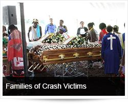The Funeral Industry and Assistance to Families of Crash Victims