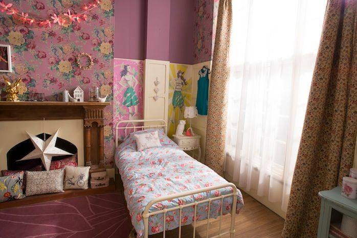 Steal Tara and Bella's Room Style from Disney Channel's 'Evermoor'!