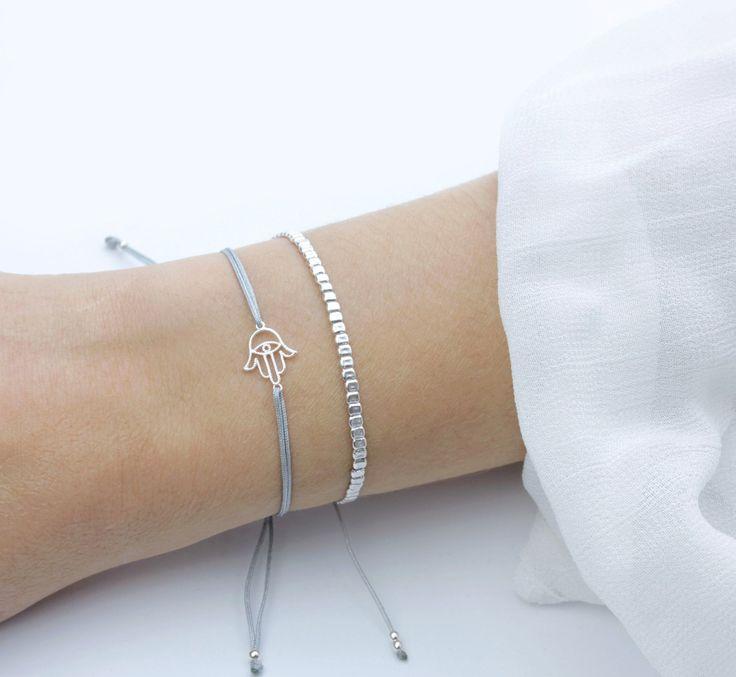 ♡ Symbol Armband Set,Silber-Grau ♡ http://www.schoschon.de/…/3…/symbol-armband-set-silber-grau… ZierlichesTextilband,#MustHave,#filigraneschmuck,#Eyecatcher,#925Silber,#Silberarmband,#textilschmuck,#Anhänger#symbolschmuck