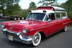 Ambulances from the 1950s - Click Americana