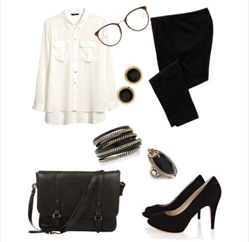 fashion,  #black and white