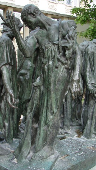 Examples List on Auguste Rodin