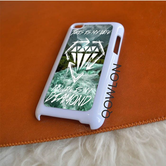 My Life is My Diamond iPod Touch 4 | 4TH GEN Case