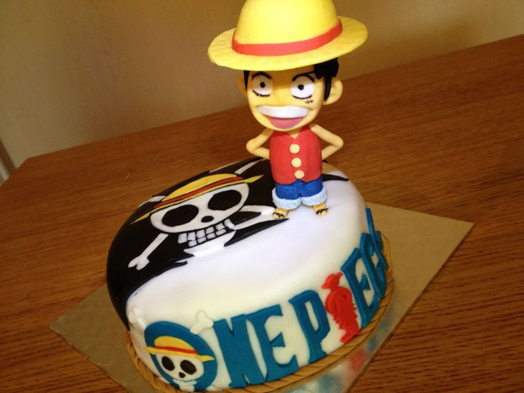 Célèbre 12 best One piece cartoon cake images on Pinterest | Anime cake  CT07