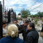 Avanza obra de energía en el norte de San Fernando del Valle de Catamarca
