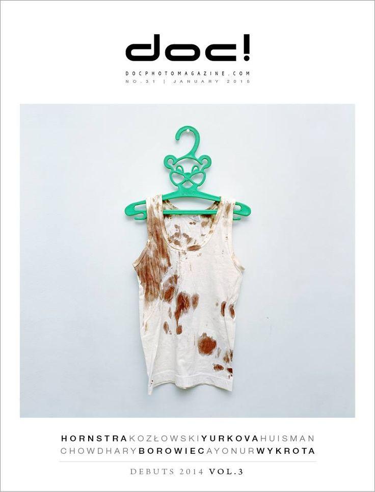 doc! photo magazine #31 - cover Cover photo: Rob Hornstra