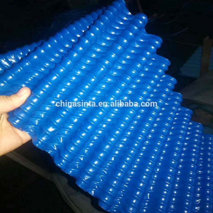 250/300mm PP PVC Cooling tower fills for Round cooling Tower