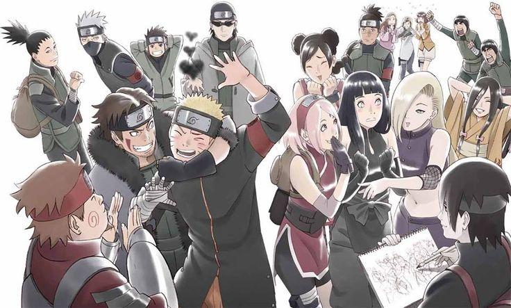 The Last Naruto The Movie Bluray DVD cover by Fu-reiji on DeviantArt