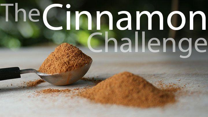 cinnamon challenge