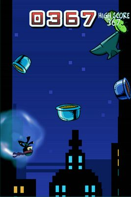 Lil' Ninja, a classic ninja running game enabled for Game Centre.   Dodge falling obstacles to get Lil' Ninja to the top of the building.   Features:  - Simple single tap gameplay  - Classic Ninja running fun  - Colourful Cartoon graphics  - High score Leader board  Created by iphone game developer, Paul Rowland.
