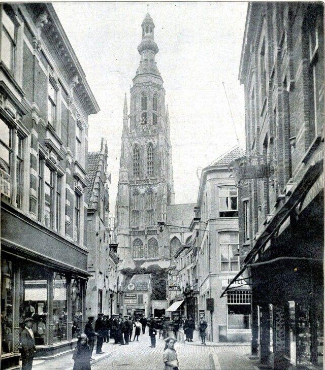 Breda - Karrestraat -1925