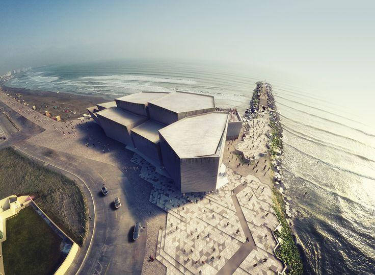 Diseñado por Rojkind Arquitectos en Boca del Río,Mexico Rojkind Arquitectosha compartido su último proyecto,Foro Boca, el cuales parte de un plan maestro que busca revita...