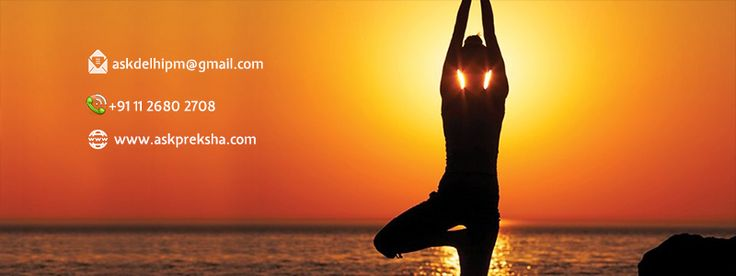 Yoga not just changes the way we see the world, it modifies our behavior and personality. #mondaymotivation #Yoga #AdhyatmSadhnaKendra For info please visit our website: www.askpreksha.com Please Mail us here - askdelhipm@gmail.com Our Contact No. : 011 2680 2671