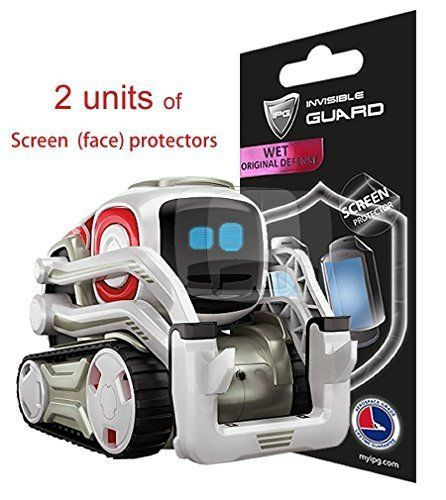 Cozmo Robot Toy 2 Units Face Screen Guard Protection From Kids Pets No Scratches #IPG