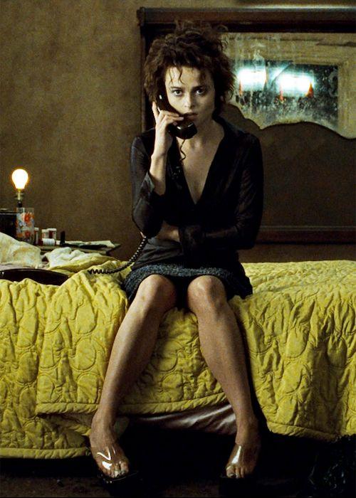 Fight Club. Helena Bonham Carter as Marla Singer.