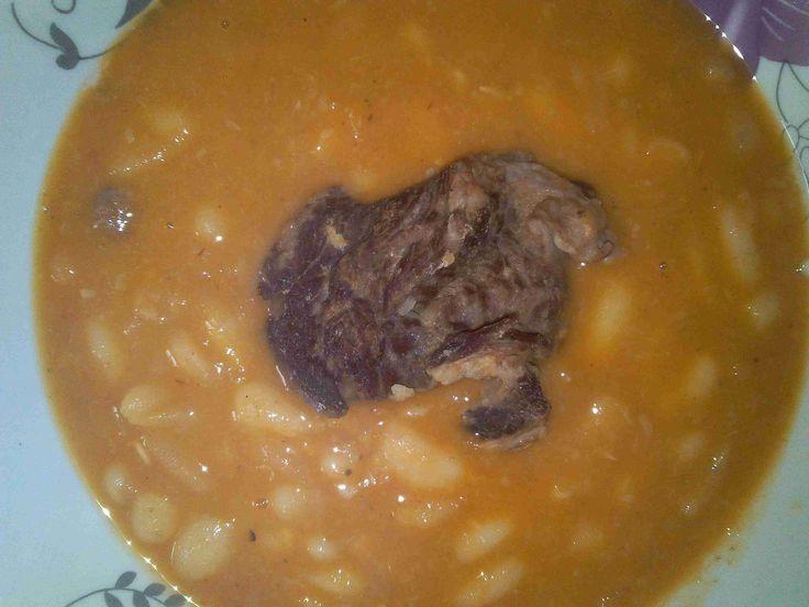 فاصوليا بيضاء بلحم البقر زاكي Food Main Dishes Dishes