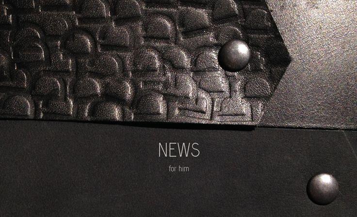 DORIDEA leather bracelets FOR HIM -  #black #darkgery #mahogany #chow #khaki #nubuck #double #strap #wide  http://shop.doridea.com/for_him_58