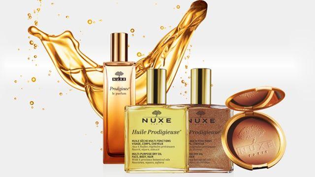 Δέκα τυχεροί κερδίζουν από ένα μοναδικό Άρωμα Prodigieux της Nuxe!