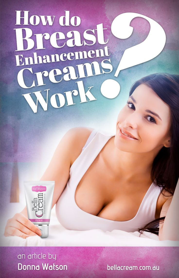 How long does Breast Enlargement Cream last and is it safe? Talk with Donna to find out at http://www.bellacream.com.au/blog/?post=breast-enlargement-cream