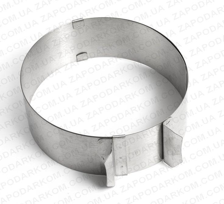 Форма для выпечки круглая с регулируемым диаметром