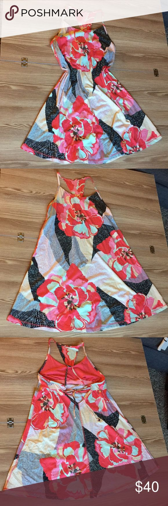 Patagonia Summer Dress, Medium EUC and beautiful Patagonia dress. Built in bra with adjustable straps allows this to cover a range of waist and bra sizes. Please see photos for measurements and condition reference. Patagonia Dresses