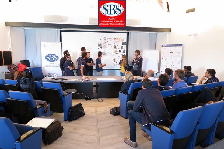 Presentazioni di gruppo durante il #teamworking della #Xedizione del #mastersbs