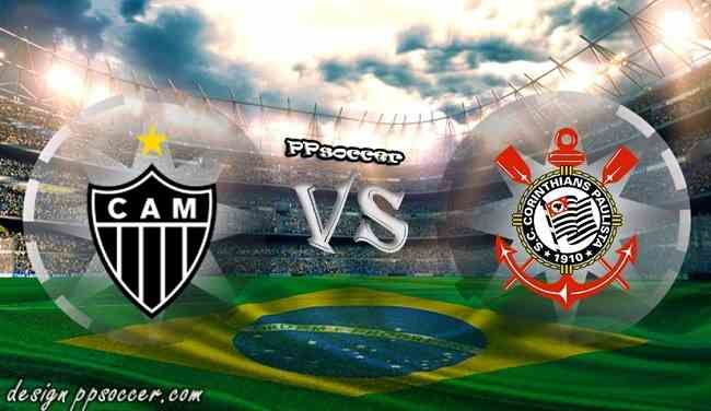 Atletico MG vs Corinthians Prediction 03.08.2017 - soccer predictions, preview, H2H, ODDS, predictions correct score of Brazil Serie A - Betting tips