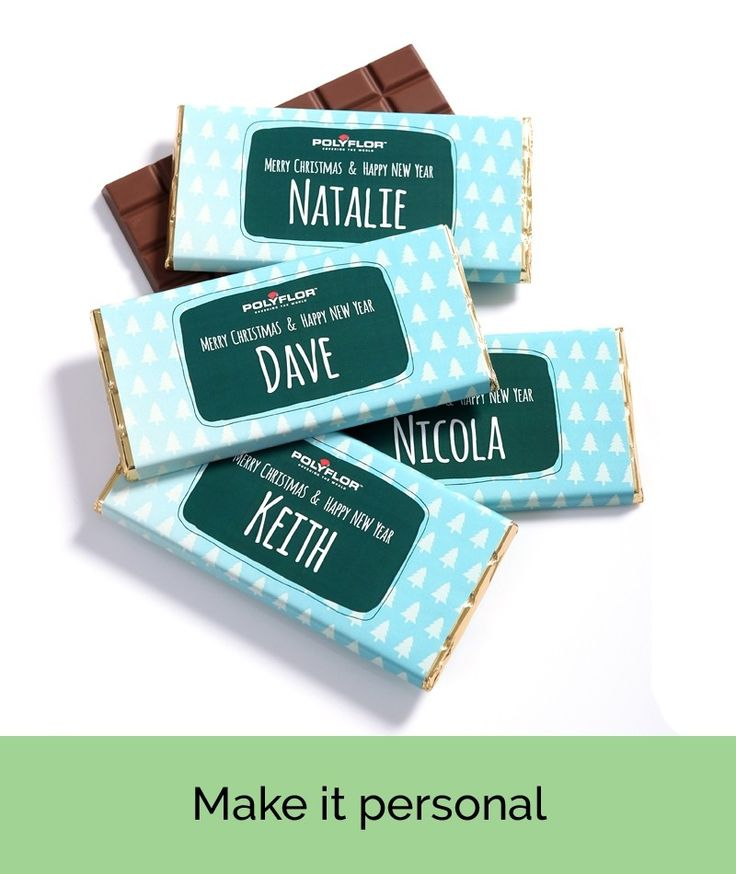 DIRECT MAIL CAMPAIGN PERSONALISED CHOCOLATE BARS  Whatever the occasion, presenting your clients with a bespoke bar is a sure way to get their attention. Our flexible bespoke chocolate service allows you to choose the exact quantity and size that suits you, add individual personalisation to the packaging of each bar, add a golden ticket under the wrapper, the choice is yours.  #chocolate #chocolatebar #personalised #bespoke #bespokechocolate #corporategifts #promotionalchocolate