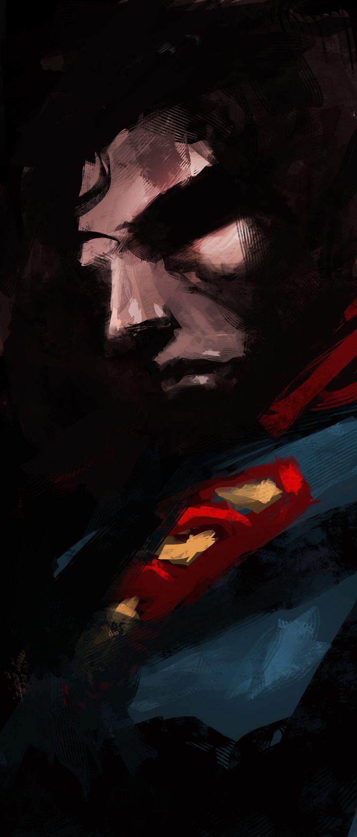 superman 3 by Eliaskhasho.deviantart.com on @deviantART