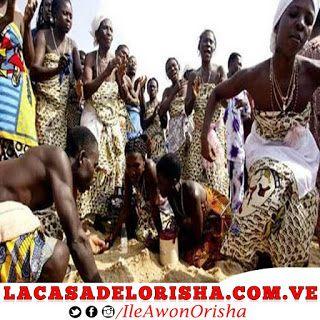 Los Yoruba ayer, los Yoruba hoy