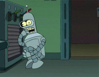 Animated Meme: Bender Gifs