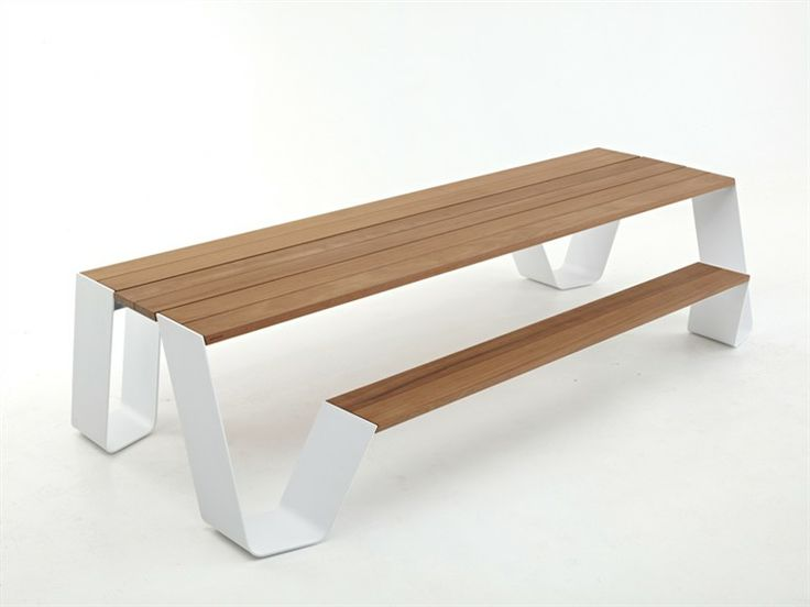 Garden table Picnic Hopper Collection by Extremis   design Dirk Wynants