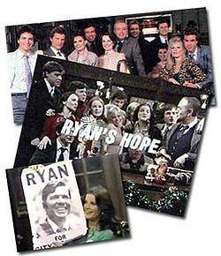 Ryan's Hope is an American soap opera created by Claire Labine and Paul Avila Mayer,
