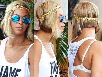 Enjoyable 1000 Ideas About Beyonce Short Hair On Pinterest Shorter Hair Short Hairstyles For Black Women Fulllsitofus